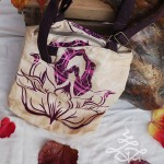 anjali mudra design - easyzip bag