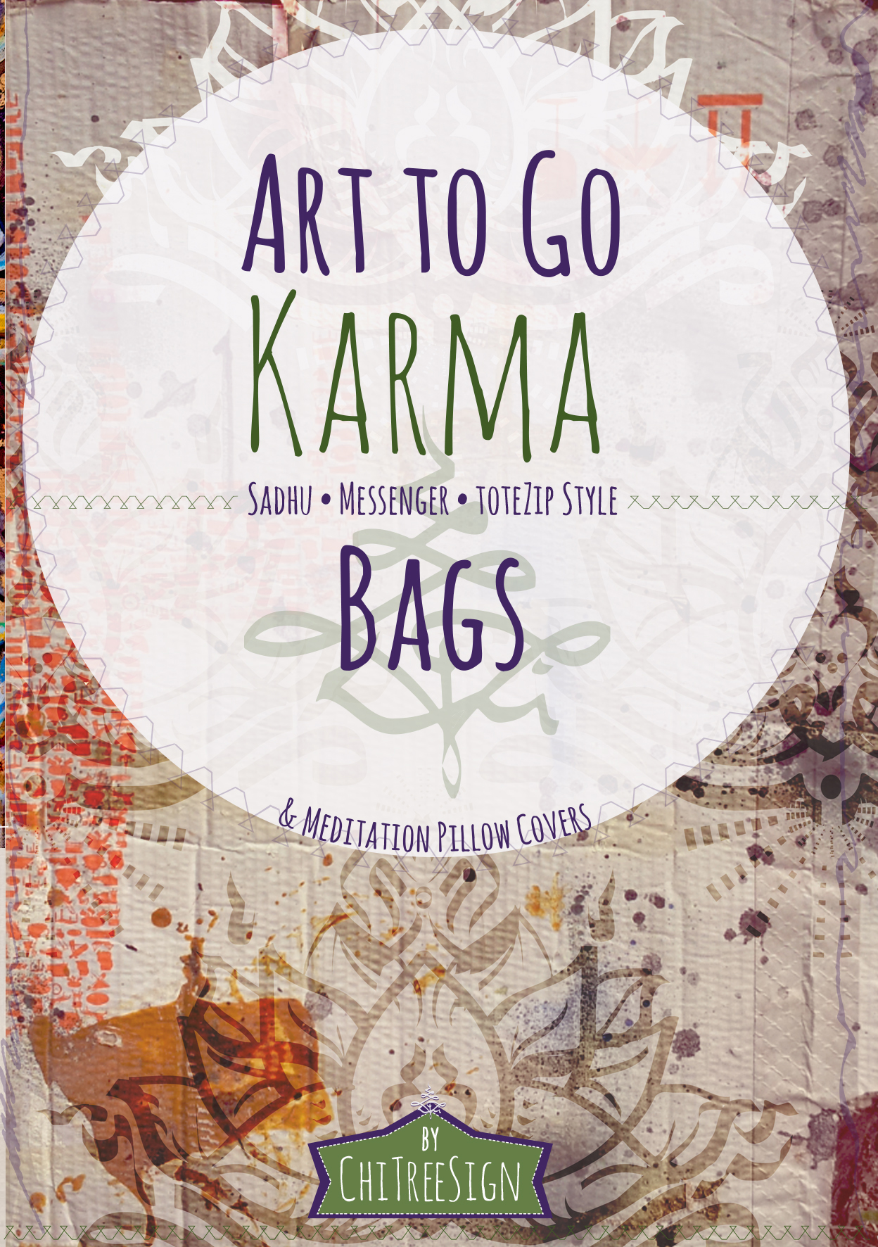 Art to Go - Karma Bags