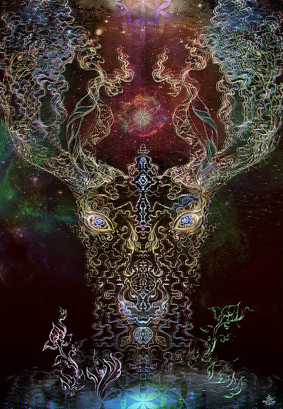 cosmic shoko deer
